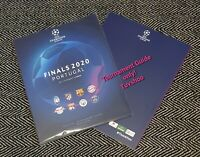 Champions League Tournament Guide Official UEFA 12-19/8/2020! READY TO DISPATCH!