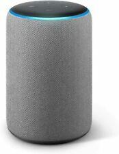 Amazon Echo Plus 2nd Gen Premium sound with a built-in smart home hub Grey UK