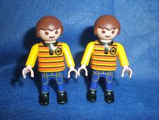 Playmobil 4782 Special City Life gemelos jóvenes Twins chicos sin usar Top