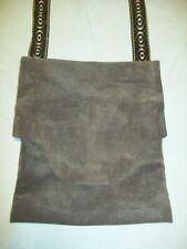 Flintlock Revolutionary War Frontier Longhunter Black Powder Leather Bag