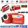 2in HD 1080P Night Vision Digital Camera DVR DV Video Camcorder Rechargeable