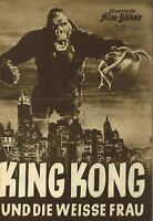 IFB 1510 | KING KONG UND DIE WEISSE FRAU | Fay Wray, Robert Armstrong | Top
