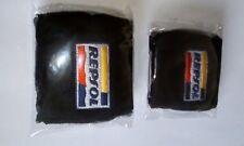 Pair of Repsol motorcycle front & rear brake reservoir shrouds covers socks