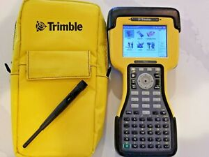 Trimble TSC2 2.4GHz Radio GPS Robotic Total Station Data Collector w/ SC12.50