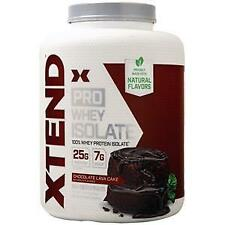 Scivation Xtend Pro Whey Isolate Chocolate Lava Cake 5 lbs