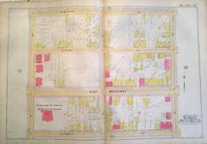 1891 SOUTH BOSTON MASSACHUSETTS CATHOLIC ACADEMY WHITEY BULGER HOUSE ATLAS MAP