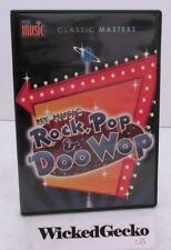 MY MUSIC Rock Pop and Doo Wop DVD Classic Masters 2-disc Set PBS Ronnie Spector