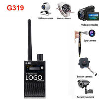 G319 Anti-Spy GPS Signal Lens RF Tracker Hidden Camera GSM SPY Bug Detector YECF