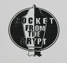 XL * vtg 90s ROCKET FROM THE CRYPT t shirt * 5.118