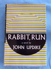 RABBIT, RUN - BY JOHN UPDIKE FIRST EDITION
