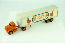 """Vintage 1970s Winross 10"""" Howard Johnson's Chicken Choice Tractor Trailer"""