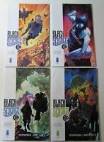 Black Science Image Comics lot #15 16 17 18 Four VF+ Comic books