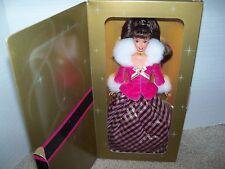 Winter Rhapsody Barbie, Avon Exclusive 2nd in Series 1996 #16873 NIB