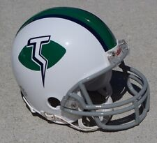 PORTLAND THUNDER WORLD FOOTBALL LEAGUE (WFL) THROWBACK MINI FOOTBALL HELMET
