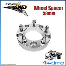 Toyota Lancruiser 100 IFS 105 Series 5 x 150 M14x1.5 Roadsafe Wheel Spacer 38mm
