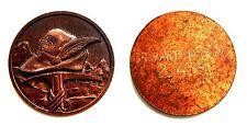 Medaglia Gruppo Di Martiniana Po 21 Apr. 1985 Bronzo