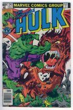 Incredible Hulk Paperback Very Fine/Fine Grade Comic Books