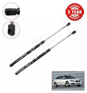 2x AUDI A3 HATCHBACK REAR BOOT GAS TAILGATE SUPPORT STRUTS 03-12 460N 8P3827552A