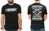 Mechanic T-shirt Funny Mechanic T shirt Gift For Mechanic T-shirts Birthday Gift