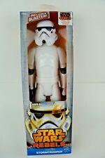 Star Wars Rebels StormTrooper Adventure Figure Includes Blaster