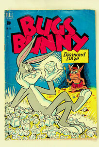 Four Color #250 Bugs Bunny - (1949, Dell) - Good