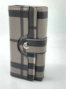 Women Ladies Faux Leather Wallet Long Zip Purse Card Holder Clutch Multi Colour