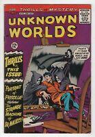 Unknown Worlds 32 ACG 1964 FN VF Witch Kurt Schaffenberger
