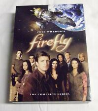Joss Whedon's Firefly - The Complete Series (Dvd, 2009, 4-Disc Set)