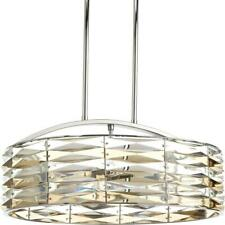 Progress Lighting The Pointe Collection 6-Light Polished Chrome Chandelier
