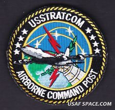USSTRATCOM - AIRBORNE COMMAND POST -LOOKING GLASS-ALCS-E6-B USAF ORIGINAL PATCH
