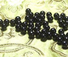 Baltic Poland Blood Red Black Natural Pressed Amber loose beads Gemstone 30pcs