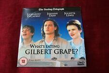 What's Eating Gilbert Grape (Depp - Di Caprio) - DVD