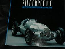 Mercedes W154 300SLR W196 rosemeyer nuvolari silberpfeile rennwagen 1934 1955