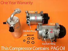 2000-2002 GMC SIERRA1500-3500 EXCLUDED DIESEL USA RMFG A/C COMPRESSOR KIT w/WRTY