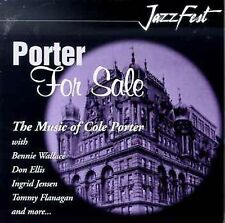 PORTER FOR SALE COLE PORTER MUSIC BY VARIOUS ARTISTS NEW CD Sep1997, Jazzfest