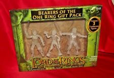 The Lord of the Rings Bearers of The One Ring translucent set ToyBiz
