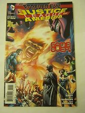 April 2014 DC Comics Forever Evil Justice League of America #12 <NM> (JB-91)