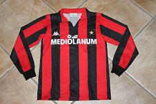 Maglia Shirt Camiseta Maillot Trikot Calcio Milan Kappa nr° 10 Vintage