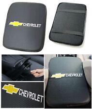 "CHEVROLET Car Center Console Armrest Cushion Mat Pad Cover 11.75"" x 8.5"""