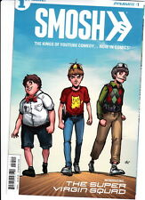 "SMOSH #1 - ""KINGS OF YOUTUBE COMEDY"" - FREE SHIPPING !"