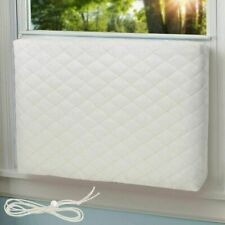 Indoor Air Conditioner Cover - 20.8 x 15 x 3.5 inches Dust Proof Window AC Cover