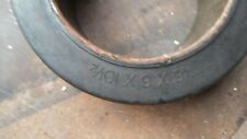16X6X10-1/2 16x6x10.5 Solid Press-On Smooth Forklift Tire