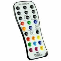 Chauvet HEX IRC Infrared Remote Control For DJ Lighting Effect IRC6 Kinta Gigbar