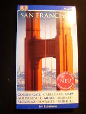 P5 San Francisco Yosemite Alcatraz Amerika 2014-15 Vis a Vis Dorling Kindersley
