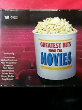 cd readers digest box collection of greatest hit of the movies on 5cds with 75