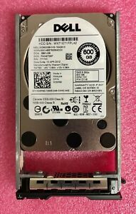 "Dell 600GB 10K 2.5"" 6G SAS Server Hard Drive P/N C5R62 With Tray."