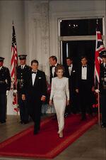 785050 Presidente Ronald Reagan E Nancy Reagan a Washington DC USA A4 PHOTO pr