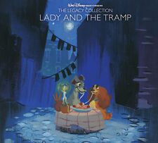 Lady & The Tramp - 2 x CD Expanded Score - Limited Edition - Oliver Wallace
