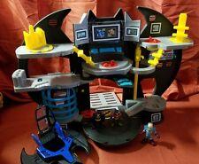 Fisher Price Imaginext DC Super Friends Batman Batcave Play Set