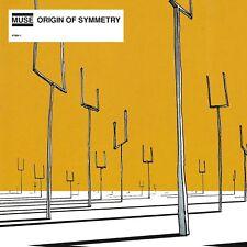 Muse - Origin of Symmetry (180g 2LP Vinyl, Gatefold) 2015 Warner Bros, Helium 3